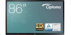 Interaktywny monitor Optoma OP861RKe 4K UHD 86