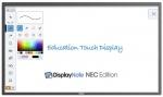 Monitor interaktywny NEC MultiSync E651-T (Infrared Touch) 65