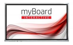 Monitor interaktywny myBoard Grey LED 4K UHD 75