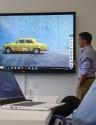 Monitory interaktywne dotykowe 4K firmy Optoma